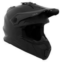 Шлем внедорожный CKX Titan Solid черный мат.