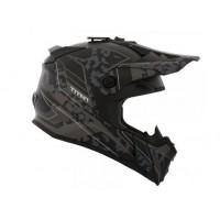 Шлем внедорожный CKX Titan Sandstorm серый